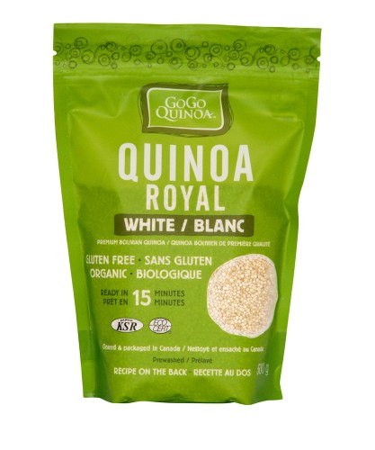 white royal quinoa